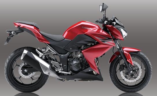 Kawasaki Z250 buka-bukaan specs dan features (1/6)
