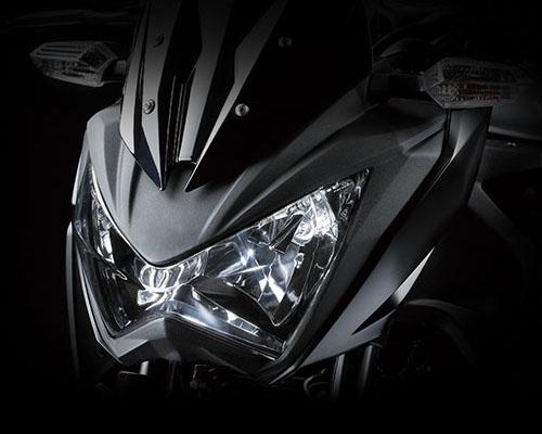 Kawasaki Z250 buka-bukaan specs dan features (2/6)