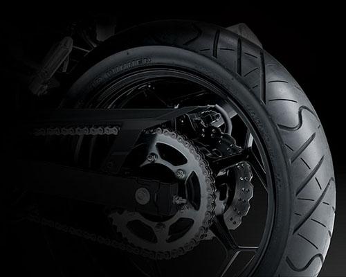 Kawasaki Z250 buka-bukaan specs dan features (4/6)