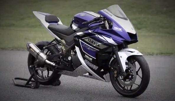 Yamaha 1WD is Yamaha R25, resmi brojol
